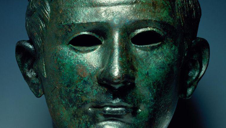 Buste van Tiberius. Beeld null