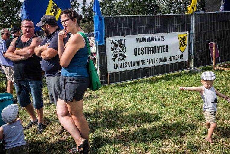 20180828 STEENSTRAETE De 15de IJzewake :  FOTO BAS BOGAERTS Beeld Bas Bogaerts