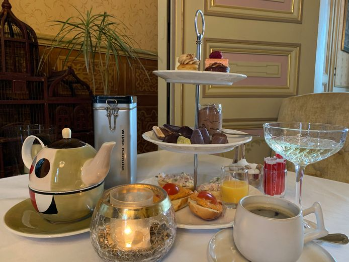 Na de coronacrisis start B&B Art of Dreams met afternoon tea.