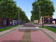 De Wouwseweg in Roosendaal wordt compleet vernieuwd en zo gaat dat er straks uit zien
