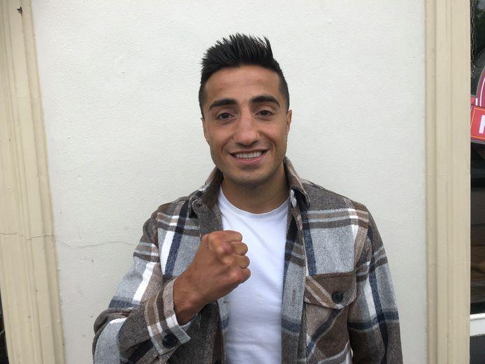 De Tilburgse kickbokser Tayfun Özcan (29).