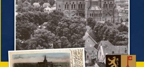 Plaatjes sparen bij Jumbo over het Vught van vroeger
