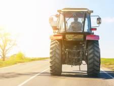 Tienduizenden landbouwvoertuigen nog zonder kenteken, boetes dreigen