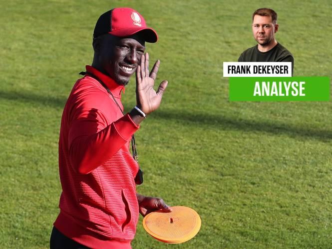 """Onze watcher over de keuze van Standard voor Leye: """"Hij duldt geen verslapping, een voetbalfilosofie die ze wel smaken in Luik"""""""
