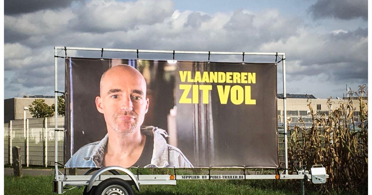 """""""Vlaanderen zit vol"""", zegt 11.11.11"""