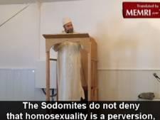 Opschudding om 'smerige homo's' in preek imam