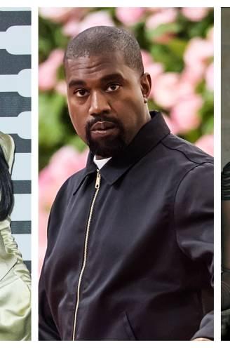 Bloedmooie vrouwen, maar ook ruzies en jarenlange pesterijen: het woelige datingleven van Kanye West