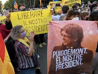 """Voormalige Catalaanse leider Puigdemont aangehouden op Sardinië: """"Spanje zou niets ondernemen tijdens behandeling en moet woord houden"""""""