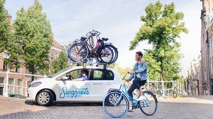 """Nederlanders willen Gent veroveren: """"Spotify, maar dan voor fietsen"""""""