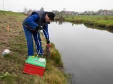 RIVM onderzoekt vervuiling in slootbodems bij Westdijk