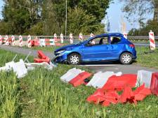 Slachtoffer uit autowrak geknipt na eenzijdig ongeval in Sluiskil