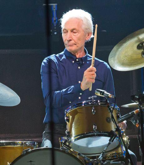 Charlie Watts, le batteur des Rolling Stones, est décédé
