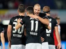 AZ mist Idrissi en Vlaar bij seizoensouverture tegen PEC Zwolle