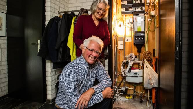 Midden in de energiecrisis gaan Andries en Jacomine uit Diepenveen van het gas af: 'Dit is wel gek hoor'