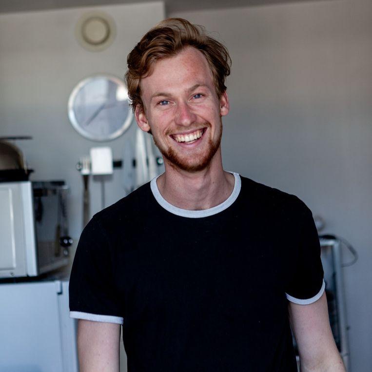 Paul Schmidt (23) Beeld