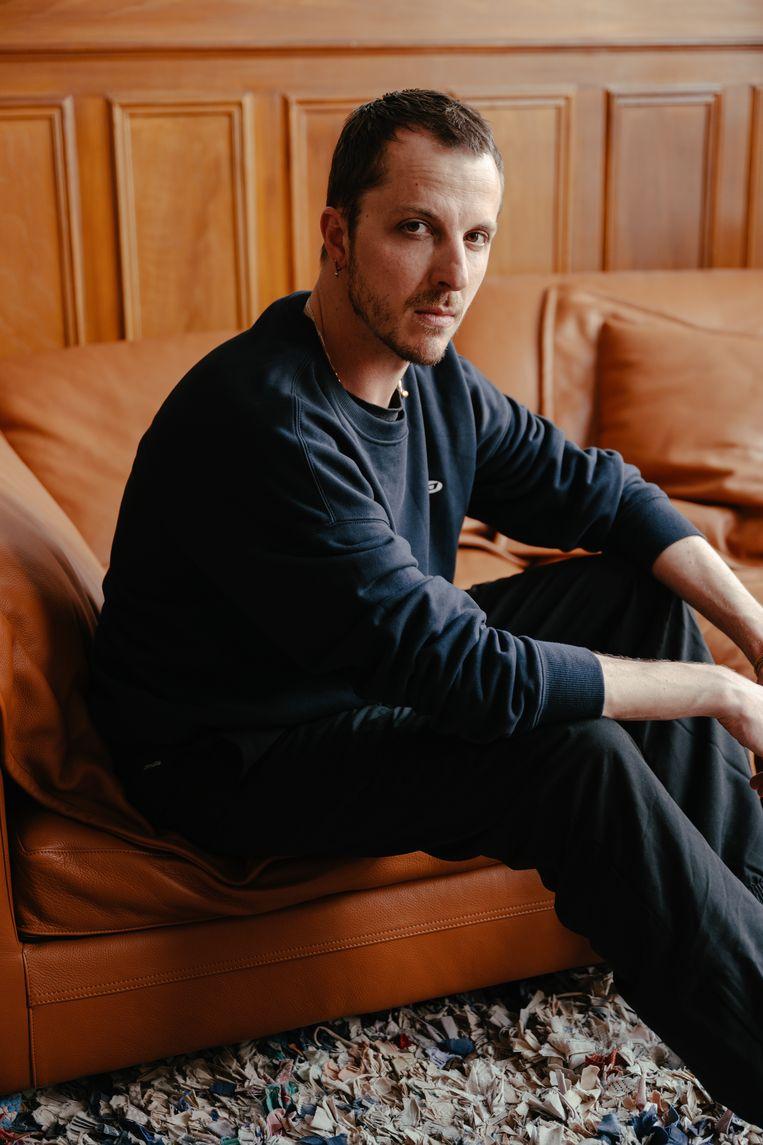 'Het maakproces van denim is vervuilend maar het is wel zo dat veel mensen hun jeansjas of jeansbroek jaren dragen.' Beeld Damon De Backer