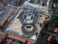 De Combinatie in Vlissingen ontruimd vanwege twijfels over constructie