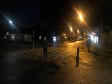 Veiligheid zebrapaden Vinkeveen in het geding