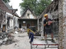 Groot drama voor restaurant in Twello: eerst brandde het af, nu is het failliet