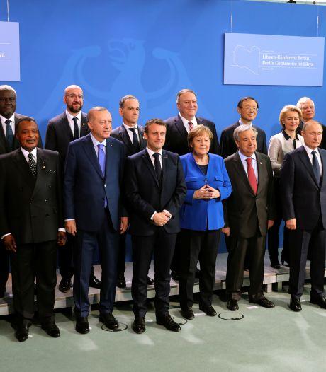 Deelnemers Libië-top bereiken akkoord over wapenstilstand