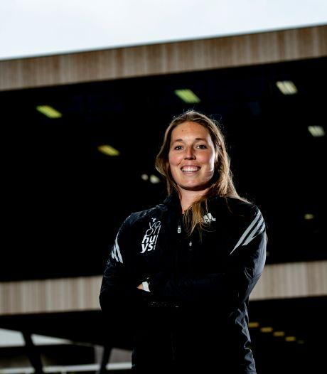 Geblesseerde discuswerpster Corinne Nugter mist NK: 'Ik ben één van de weinige atleten die blij was met uitstel van Tokio'