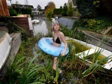 Waterrijke wijk Lingemeer slibt langzaam dicht