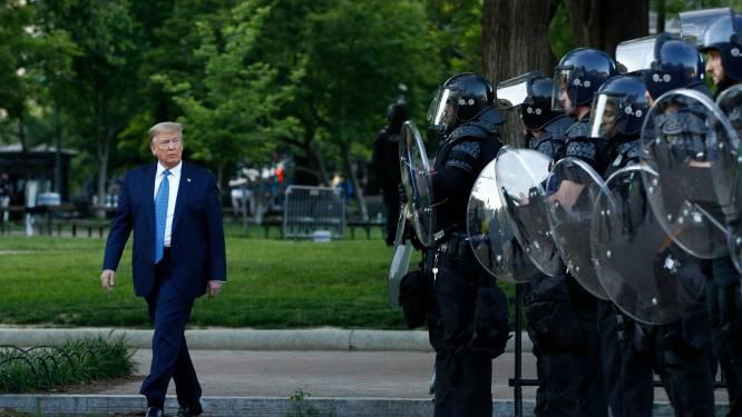 """Trump dénonce des actes de """"terrorisme intérieur"""" et annonce le déploiement de """"milliers de soldats"""""""