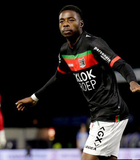 NEC verkoopt Anthony Musaba voor ruim 2 miljoen euro aan AS Monaco