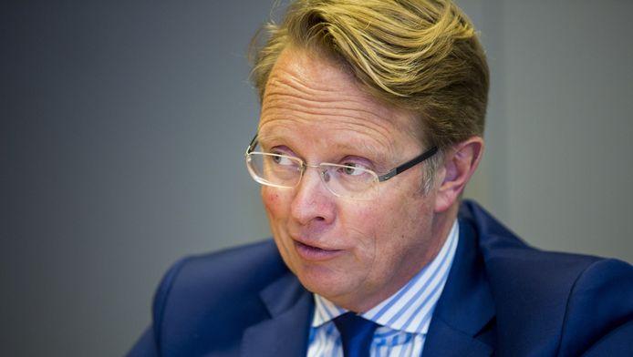 Hans Leijtens zwaait sinds november de scepter over de Belastingdienst en is de nieuwe directeur-generaal