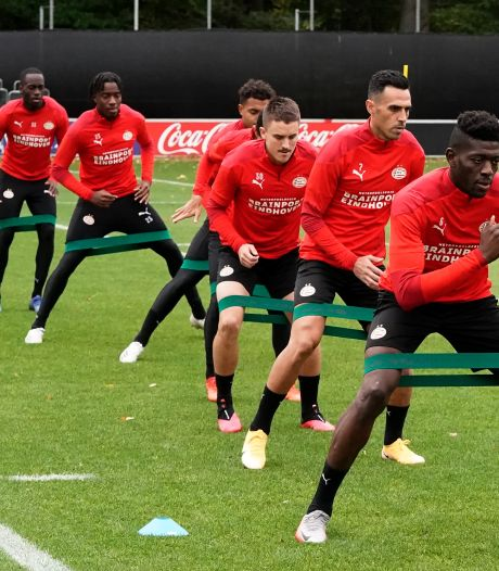 PSV stelt zich in op strijd tegen Granada en corona