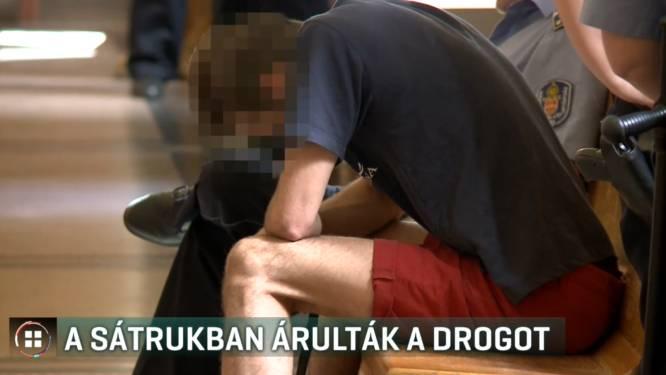'Drugsatleet' Roelf B. weigert te vertellen waar de drie ton aan drugs vandaan komen