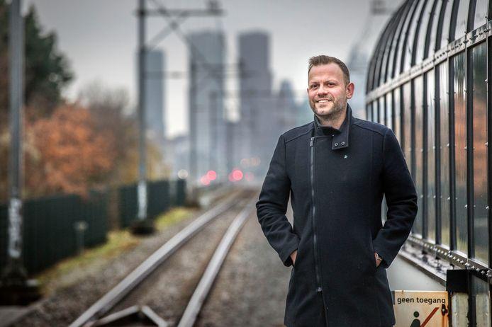 Joost Seilberger: 'Ik was té moe, altijd op.'