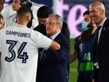 Real Madrid: le président Florentino Perez officiellement candidat à sa réélection