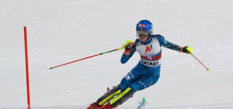 Shiffrin snelt in Flachau naar 68ste zege in wereldbeker