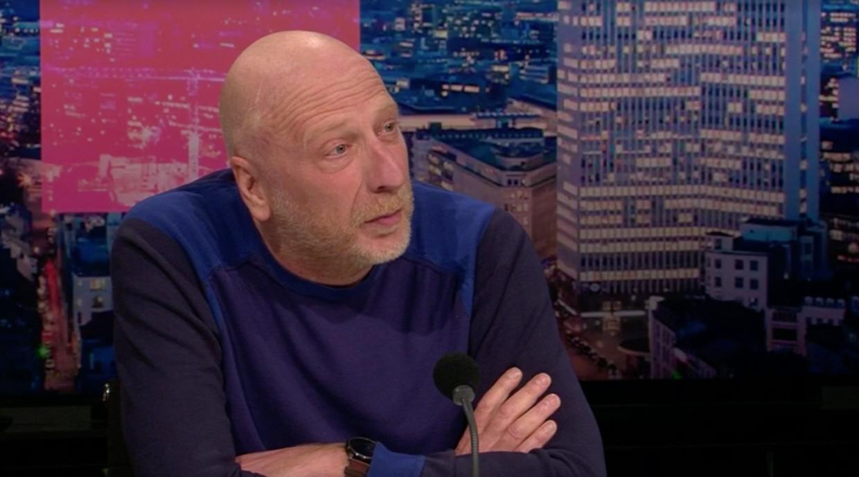 Jan Antonissen in 'De afspraak' Beeld vrt