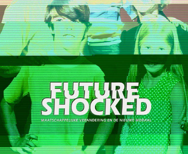 Future Shocked - Maatschappelijke verandering en de nieuwe moraal Beeld De Morgen
