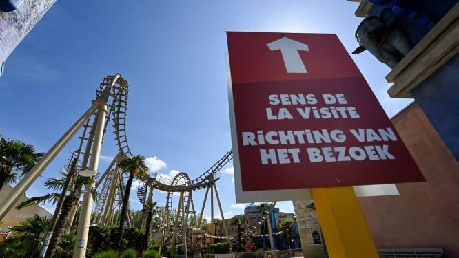 """Les parcs d'attractions bientôt rouverts: """"Encore beaucoup d'interrogations quant aux mesures"""""""