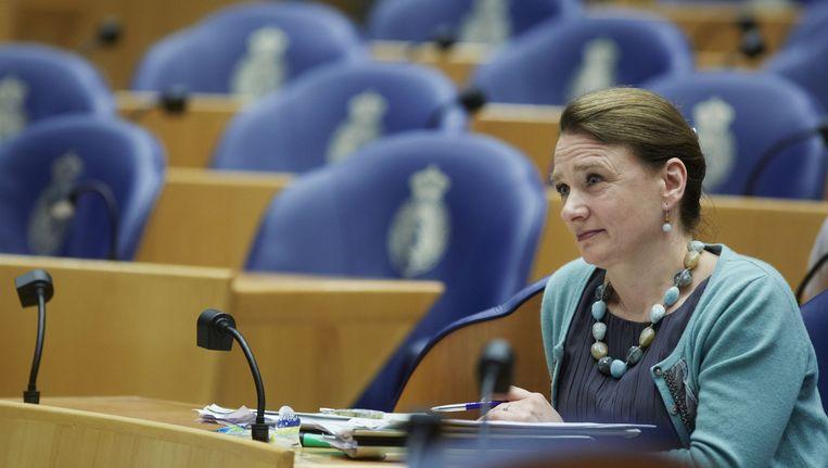 VVD-Kamerlid Anoushka Schut. Beeld anp