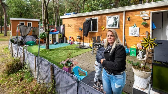Mireille woont permanent op Vakantiepark Arnhem: 'Ik moet verhuizen, maar waarheen dan?'