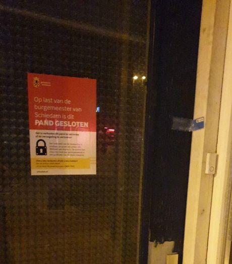 Burgemeester Schiedam sluit twee illegale bordelen waar sekswerkers zonder vergunning werkten
