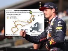 Verstappen krijgt in Rusland sowieso te maken met gridstraf, maar wisselt mogelijk ook nog van motor