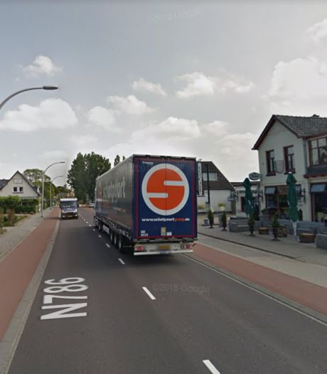 Groot onderhoud aan provinciale weg tussen Apeldoorn en Dieren