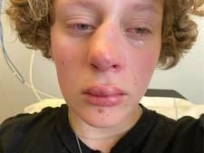 Hele land staat achter stoere Frédérique, 14-jarige jongen opgepakt voor brute mishandeling