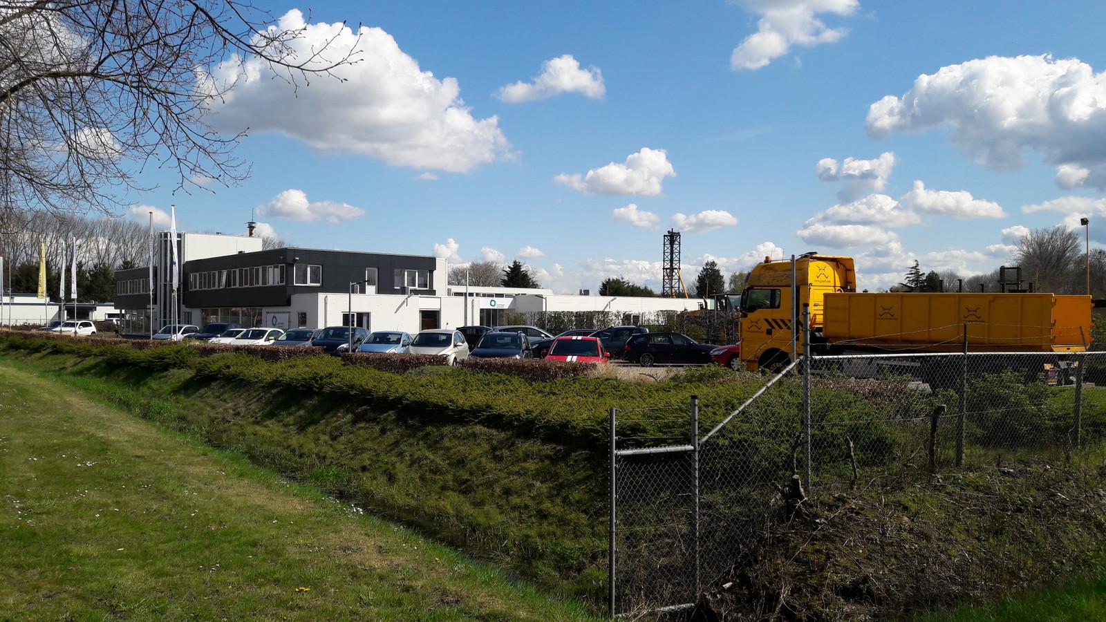 GSNED gevestigd aan de Rooseveltlaan bij de Terneuzense buurtschap Driewegen.