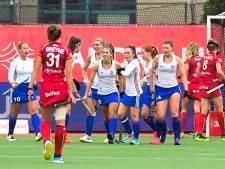 Toujours pas de victoire pour les Red Panthers contre la Grande-Bretagne
