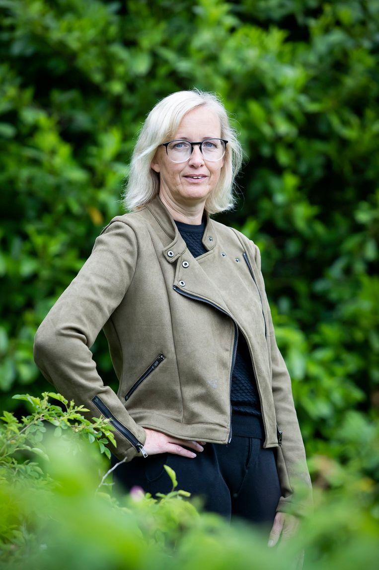 Martine Dijkmans. Beeld Photo News