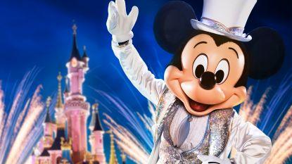 Mickey Mouse viert 90 dagen lang zijn verjaardag in Disneyland Paris