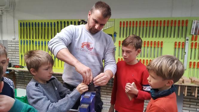 Nog enkele plaatsjes vrij voor achtste techniekacademie Sint-Catherinacollege