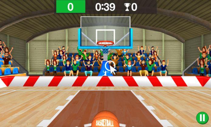 3D basketball is het online basketbalspel dat te spelen is op onze website.