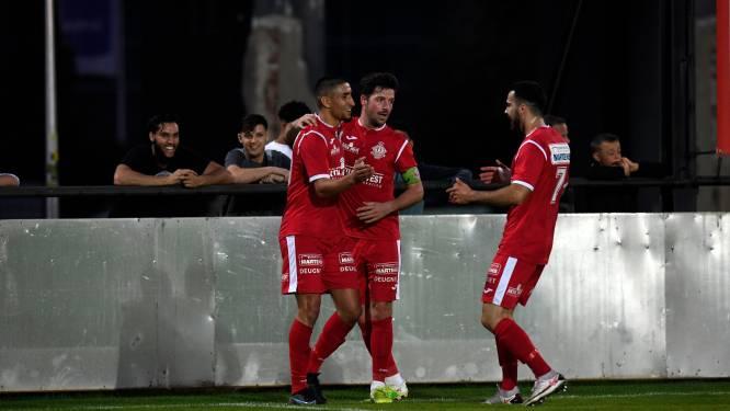"""Mehdi Naqqadi en Hoogstraten kennen weinig moeite met Cappellen: """"Als we ons niveau halen, zijn we voor veel ploegen meer dan een maatje te groot"""""""